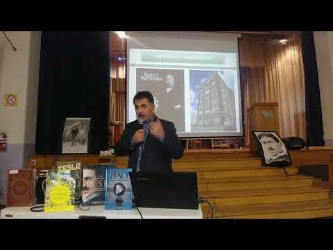 Part 1- Hamilton the Electric City, the 5 Johns and Nikola Tesla - VM Presentations