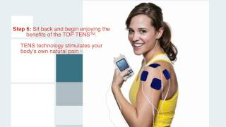 TOP TENS Pain Relief System