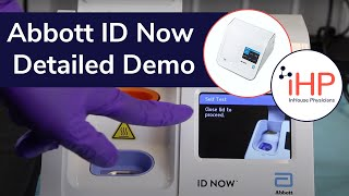 Abbott ID NOW COVID-19 Test: Step-By-Step How-To