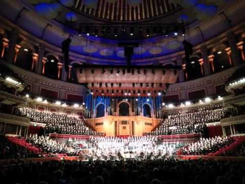 Berkshire Maestros at the Royal Albert Hall 1 May 2016