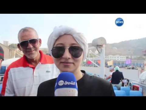 Transport maritime: Coup d'envoi de la navette Oran-Ain Türk