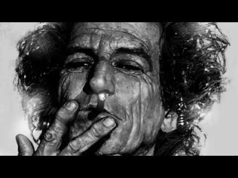 Keith Richards   Beast of burden acoustic