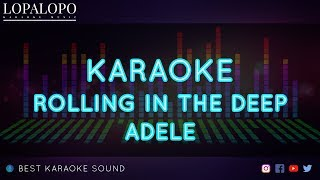 karaoke rolling in the deep