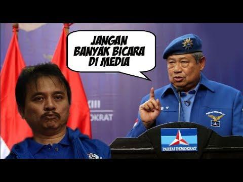TERBONGKAR...ALASAN SBY LARANG ROY SURYO BICARA DI MEDIA MASA