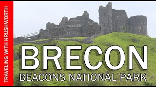 Visit Wales tourism video; Great Britain travel guide; Brecon Beacons National Park