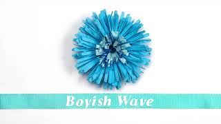 "Wild Moccasins - ""Boyish Wave"" [Radio Edit]"