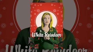 Weiße Rentier