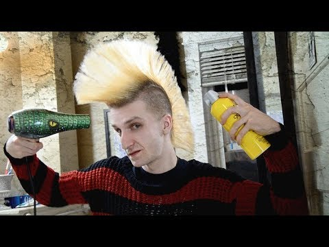 Tips to Creating the  Perfect Fan Mohawk!