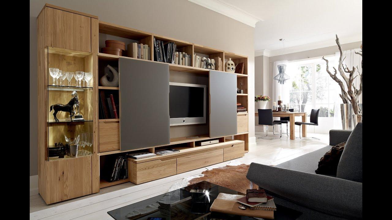 Hidden Swivel Twistable Innovative TV Cabinets Plan N