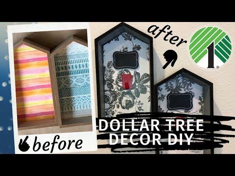 Dollar Tree Entryway Decor