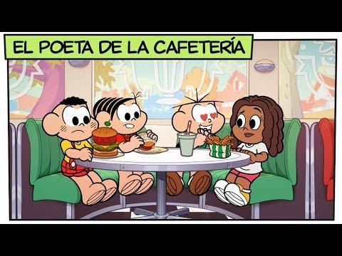 Mónica y sus Amigos | El poeta de la cafetería