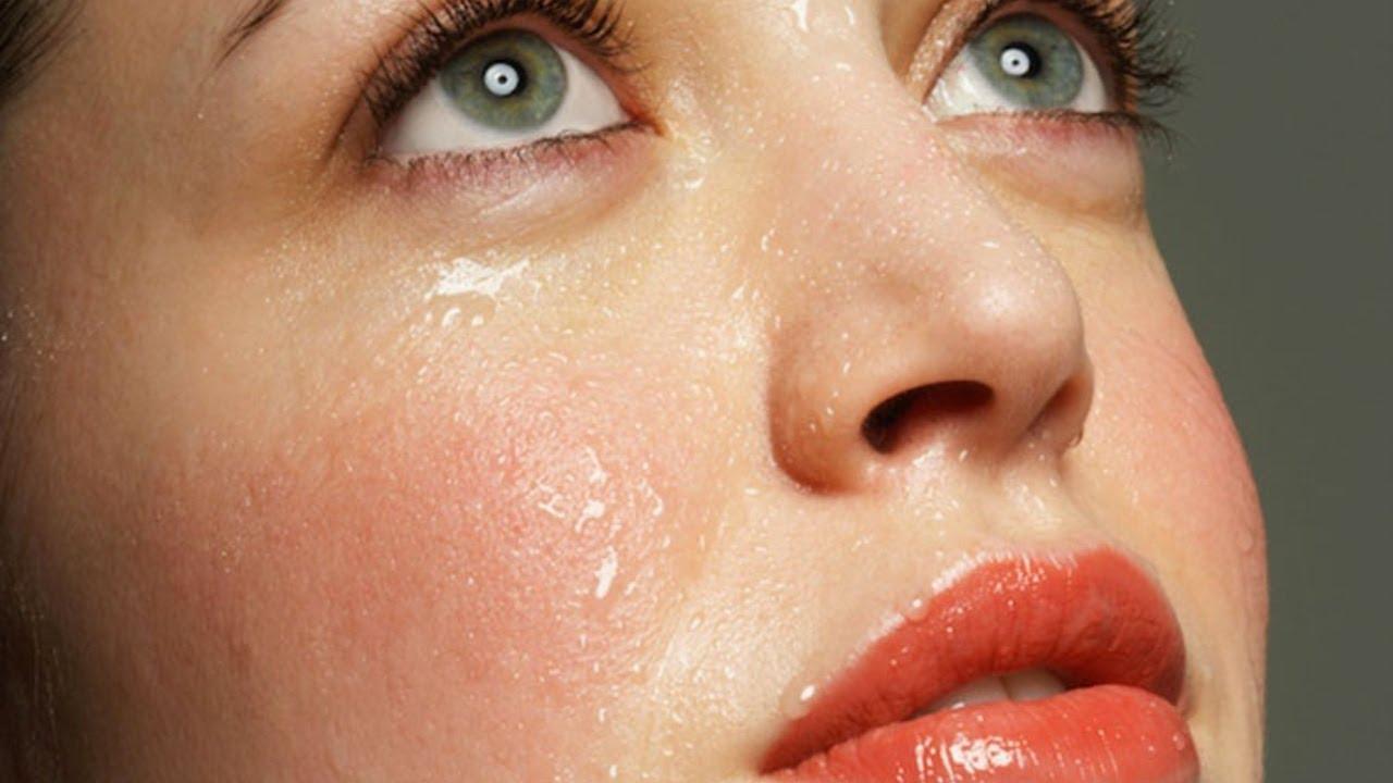 Yüz Terlemesi Neden Olur ? Doğal Çözüm Ve Tedaviler