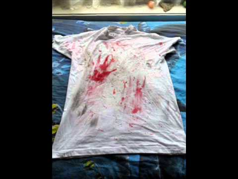 How to make an easy cheap zombie costume youtube solutioingenieria Image collections