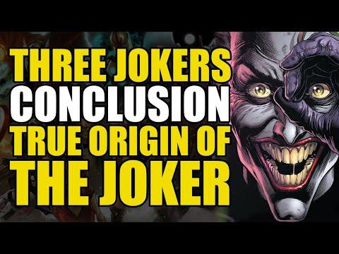 Joker's True Origin Revealed: The Three Jokers Conclusion | Comics Explained