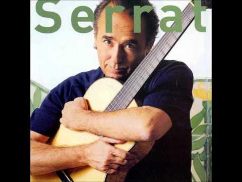 ES CAPRICHOSO EL AZAR: SERRAT (VERSOS EN LA BOCA).