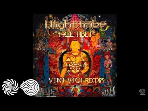 Hilight Tribe – Free Tibet (Vini Vici Remix)