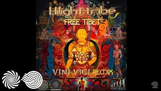 Hilight Tribe - Free Tibet (Vini Vici Remix) Video