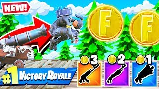ANGRY BIRDS for YOUR LOOT in Fortnite Creative Mode