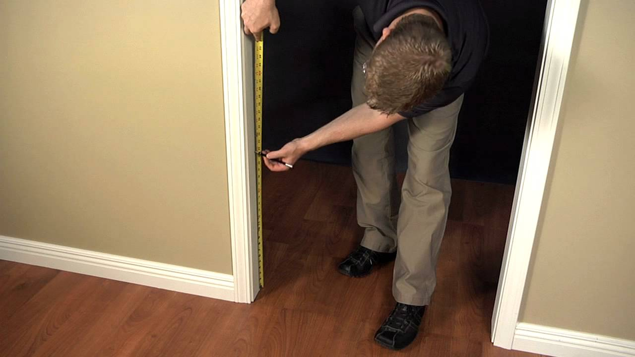 Caf Door Installation Youtube