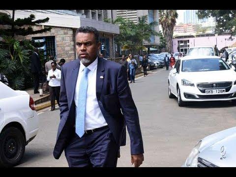 President nominates Noordin Haji as next DPP
