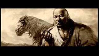 Монгол ардын уртын дуу - Эр бор харцага