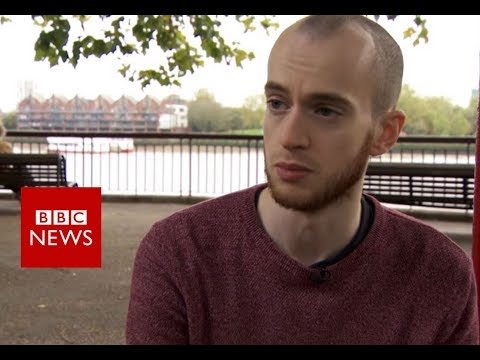 Men For Sale: Life as a male sex worker in Britain - BBC New