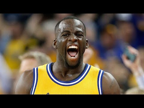 Draymond Green Defensive Player of the Year!!! 2017
