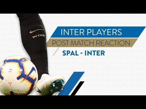 SPAL-INTER 1-2 | Icardi, Skriniar and Handanovic interviews | Post-match reaction