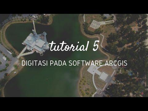 Tutorial #5 Digitasi Peta pada Software ArcGIS thumbnail