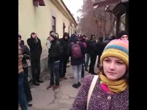 Protest la Chişinău 15 noiembrie.