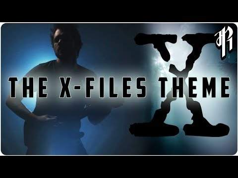 THE X-FILES THEME || Metal Cover by RichaadEB