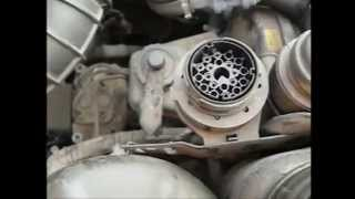 видео BMW 520i E-34. 91г Плавает холостой ход.