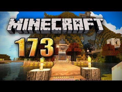Let's Play Minecraft #173 [German] - Getrübtes Licht Im Tunneltief