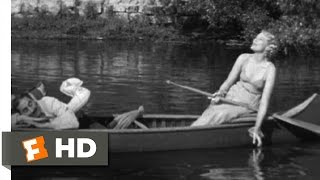 Horse Feathers (8/9) Movie CLIP - Romance on a Canoe (1932) HD