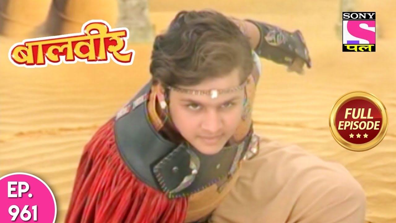 Download Baal Veer -  Full Episode  961 - 18th  May, 2018