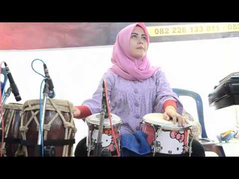 Cewek Hijab Mirip Mutik Nida Ratu Kendang JARAN GOYANG