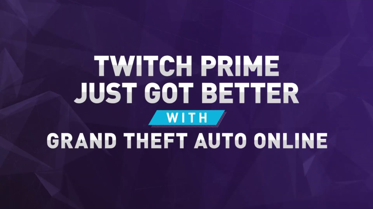 Grand Theft Auto Online and Red Dead Online have Twitch Prime