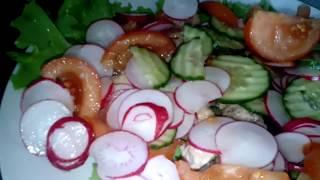 Латиноамериканская кухня Севиче- Ceviche   салат для настоящих мужчин