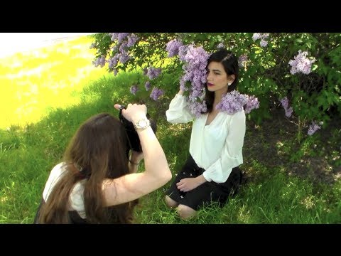Portrait Photography Tutorial: Shooting Outdoors in Natural Light [PART 1/3]