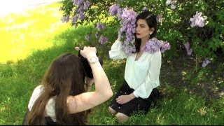 Portrait Photography Tutorial: Shooting Outdoors in Natural Light [PART 1/2]