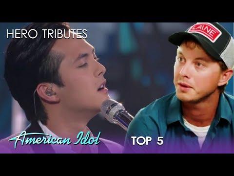 'American Idol' finale recap: Who won Season 17  Alejandro Aranda, Laine Hardy or Madison VanDenburg ...