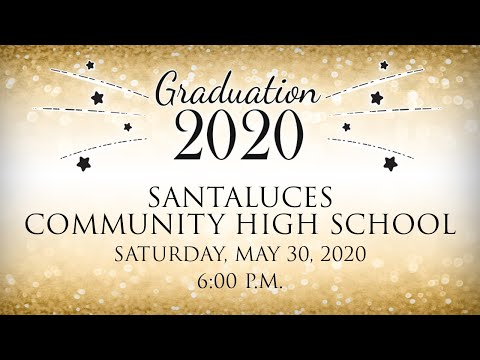 Santaluces Community High School Graduation
