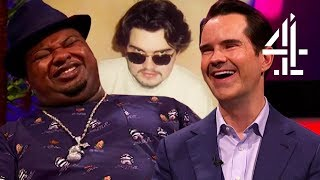 Big Narstie & Jimmy Carr FIRE INSULTS at Each Other!! | The Big Narstie Show