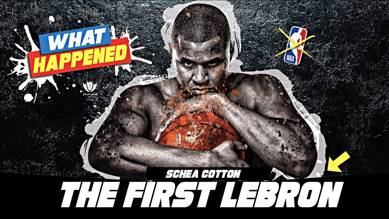 What Happened To The First Lebron SCHEA COTTON? Stunted Growth