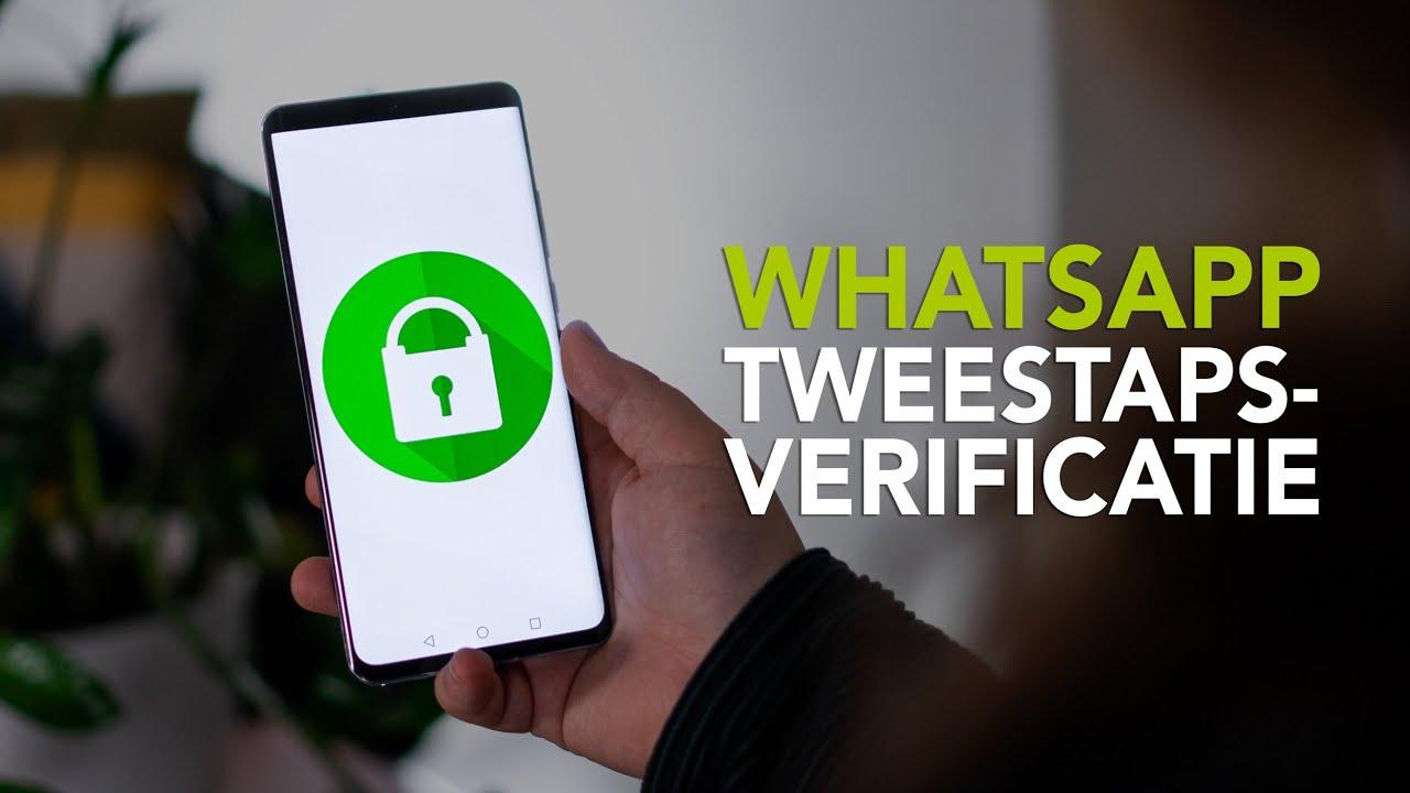 WhatsApp-tweestapsverificatie instellen: zo doe je dat snel!