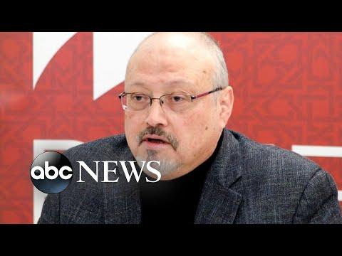 US has a secret recording of the murder of Washington Post columnist, Trump says