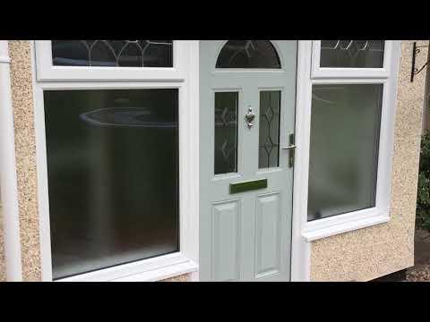 Composite Doors Cardiff Online Distinction Door Designer Youtube