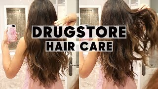 DRUGSTORE Hair Care Products You Need to Put in Your Hair