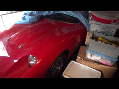 Barn Find Private Collection For Sale 55 T-Bird, Jaguar, Corvette