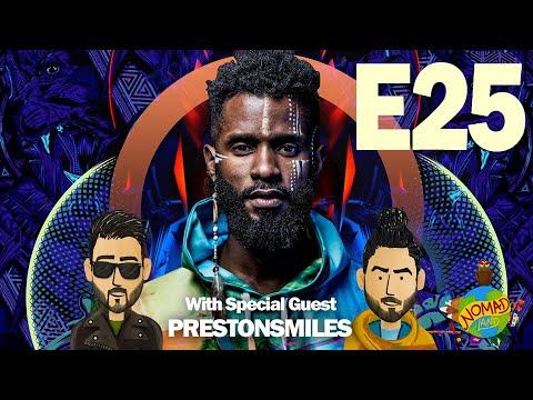 Preston Smiles - Conscious Life Coach, Author & Award-Winning Mentor - NomadLand Podcast Ep. 25